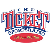 KTCK - The Ticket 1310 AM / 96.7 FM