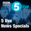 5 live News Specials