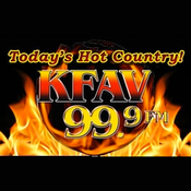 KFAV - Today\'s Hot Country 99.9 FM