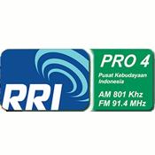 RRI Pro 4 Semarang FM 91.4