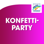 Radio Regenbogen - Konfetti-Party